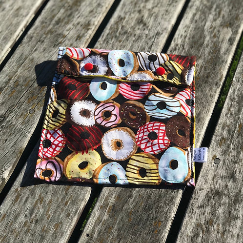 Donut Sandwich Bag