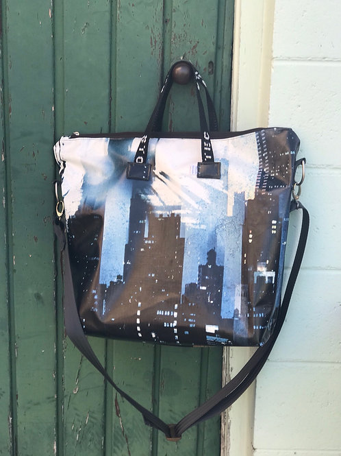 Cityscape Billboard bag