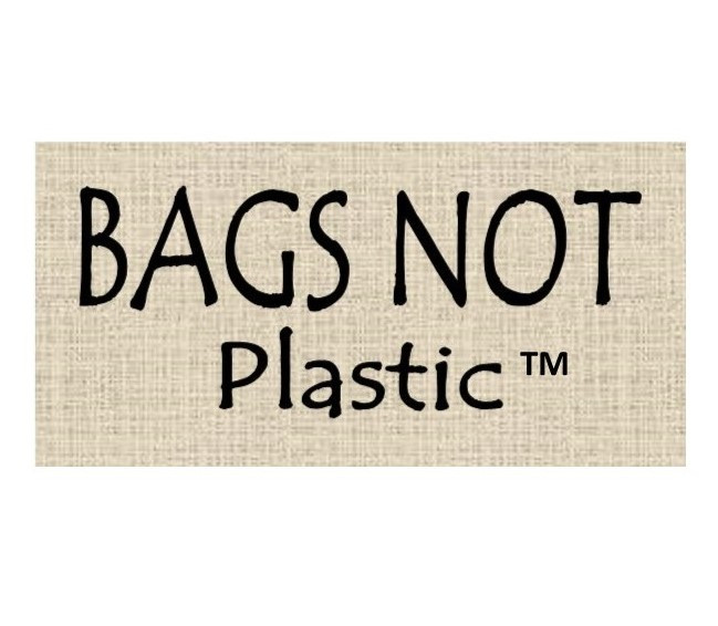 BAGS NOT Plastic® by ReCycle ReCreate