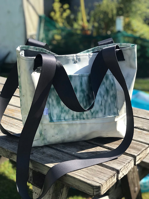 Ocean wave - tote bag