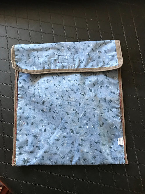 Blue Bliss Book Bag