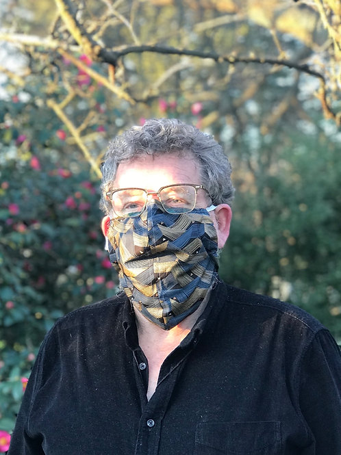 Beard mask- fitted
