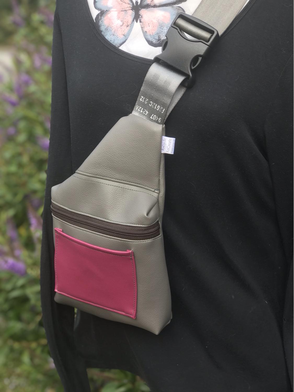 Thumbnail: Cloudy Summer- Sling Bag