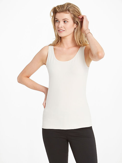 Nic+Zoe Perfect Tank, Putty