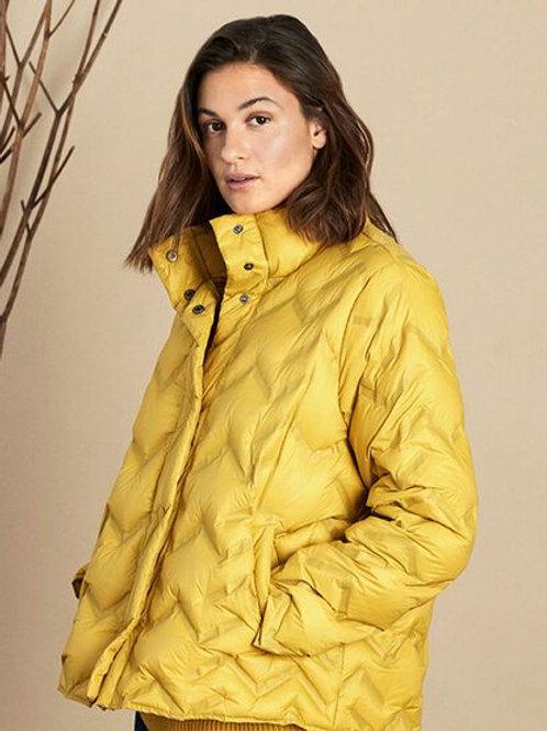 MASAI Tuva Puffy Jacket, Oil Yellow