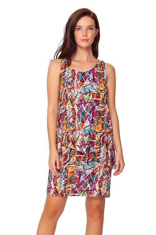 ISLE Cairo Dual Layer Sheath Dress