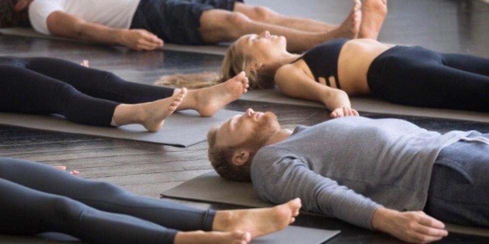 Yoga Nidra (Deep Relaxation Yoga)