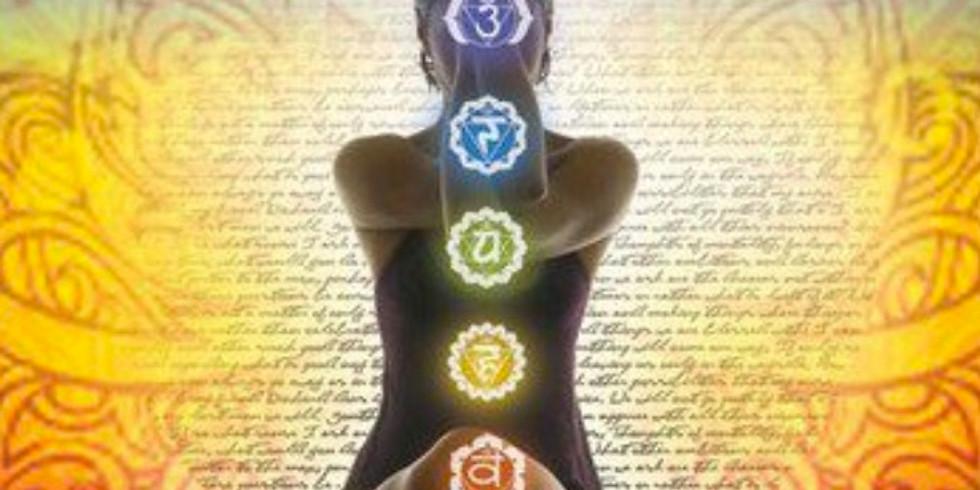 Chakra Balancing Restorative Yoga
