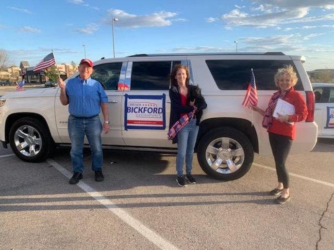 Brenda Bickford 2020 candidate for Nebraska legislature District 27 Lincoln, NE