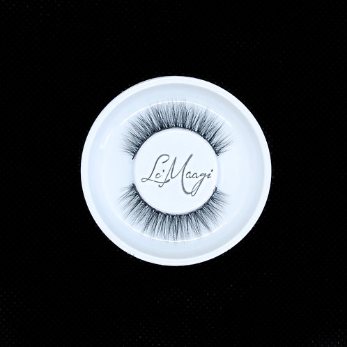 Le' Maagi Lashes - Backstage