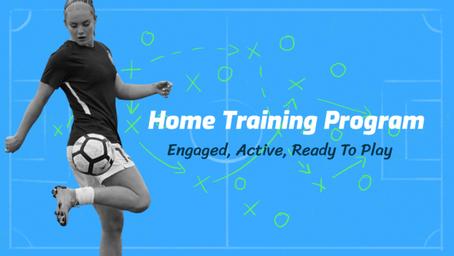 Home Training Program