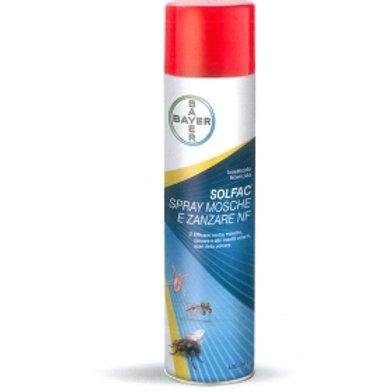 Solfac Spray mosche e zanzare - NF