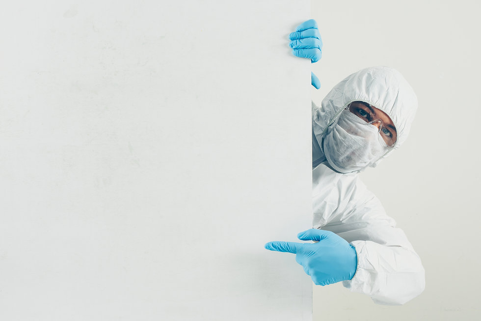 doctor-mask-gloves-protective-suit-point