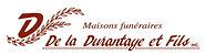 Logo Maisons Funéraires De la Durantaye et Fils