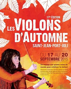 programmation 2015 violons d'automne