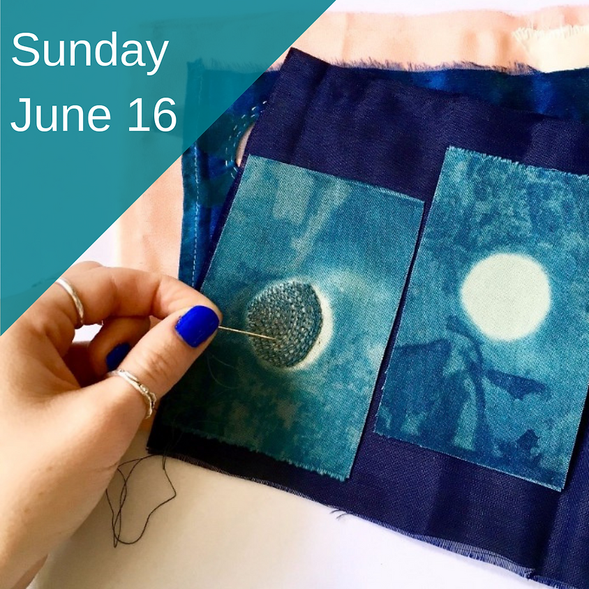 Monthly Embroidery Group - June
