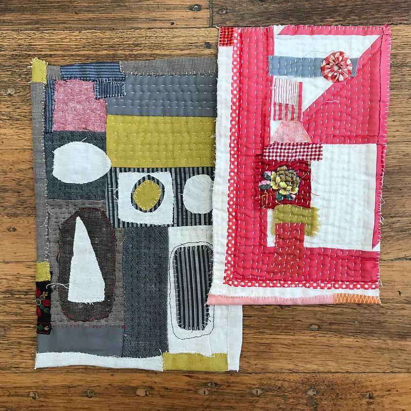 Miniature Art Quilts