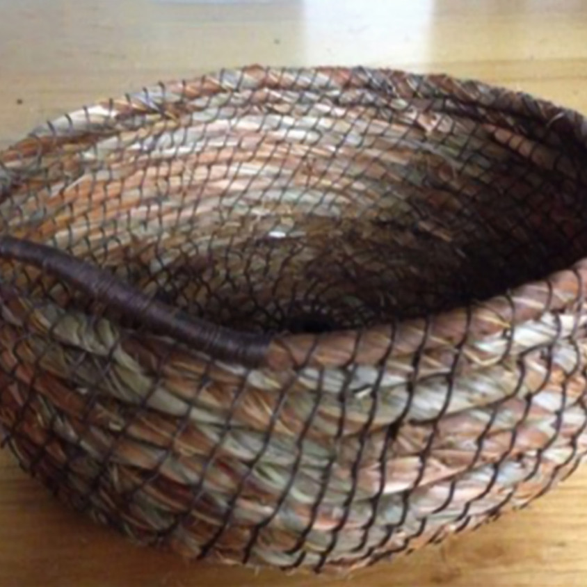 Coiled Basketry
