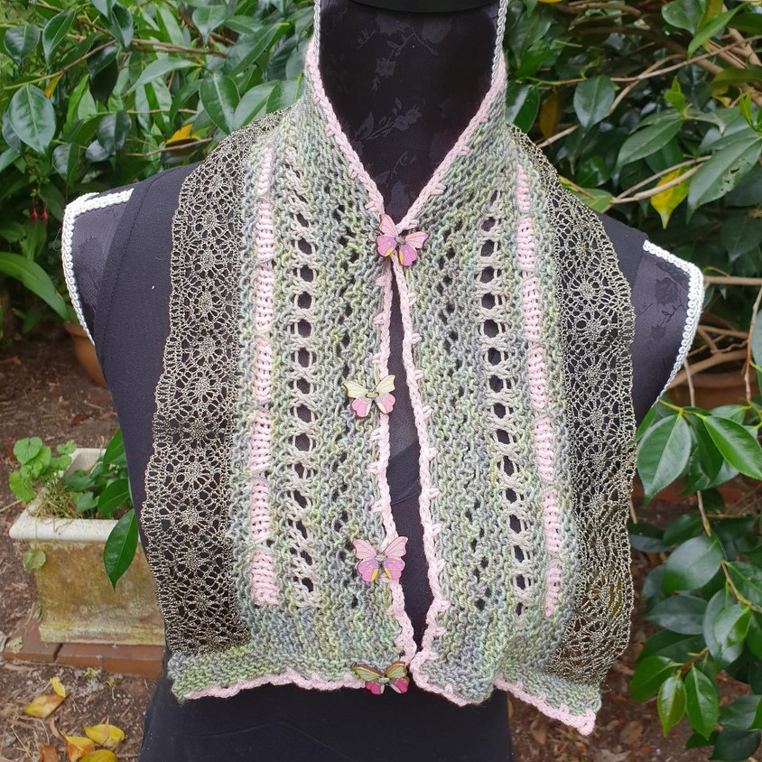 Creative Knitting: Building on Lace