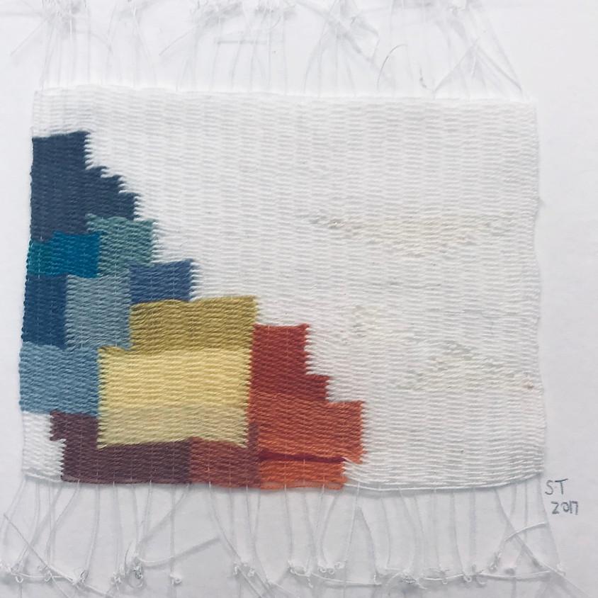 Miniature Tapestry Weaving
