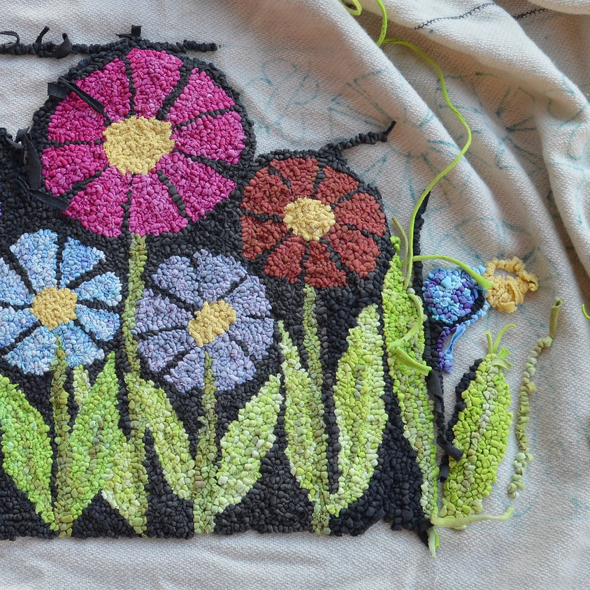 Intro to Rug Hooking