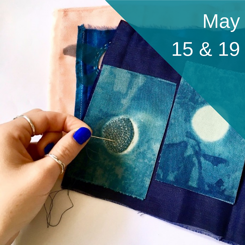 Monthly Stitch Group - May
