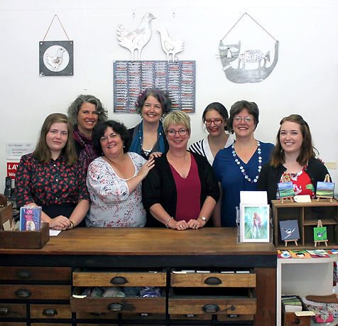 Opendrawer crafts shop Melbourne