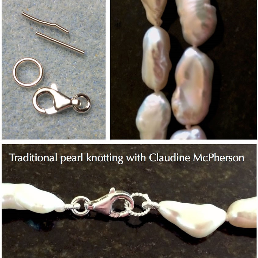 Pearl Knotting 1