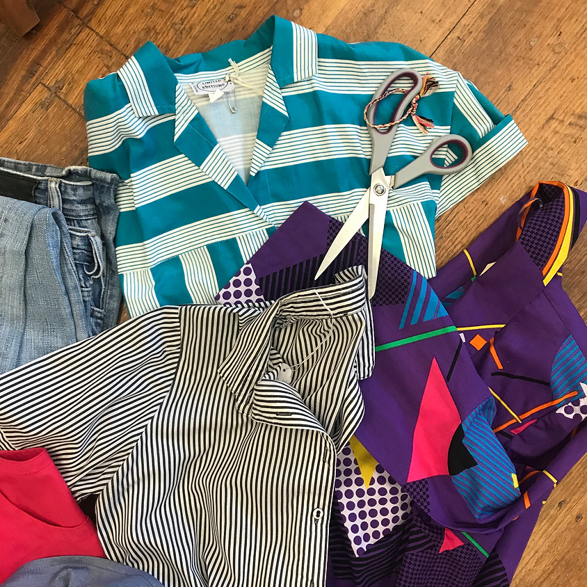 Upcycled Clothing Intensive