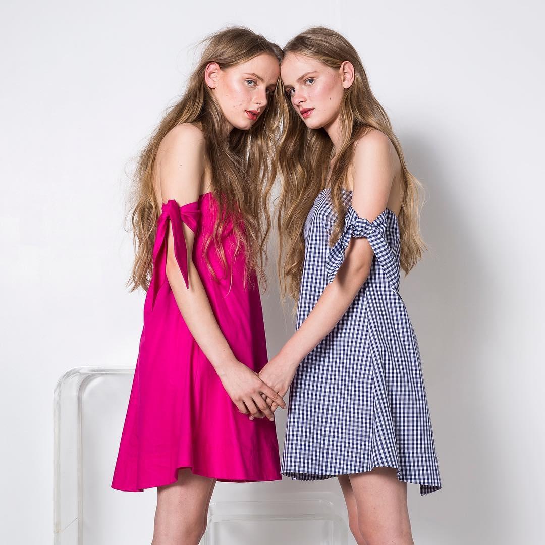 Estefani & Estedila Moficer