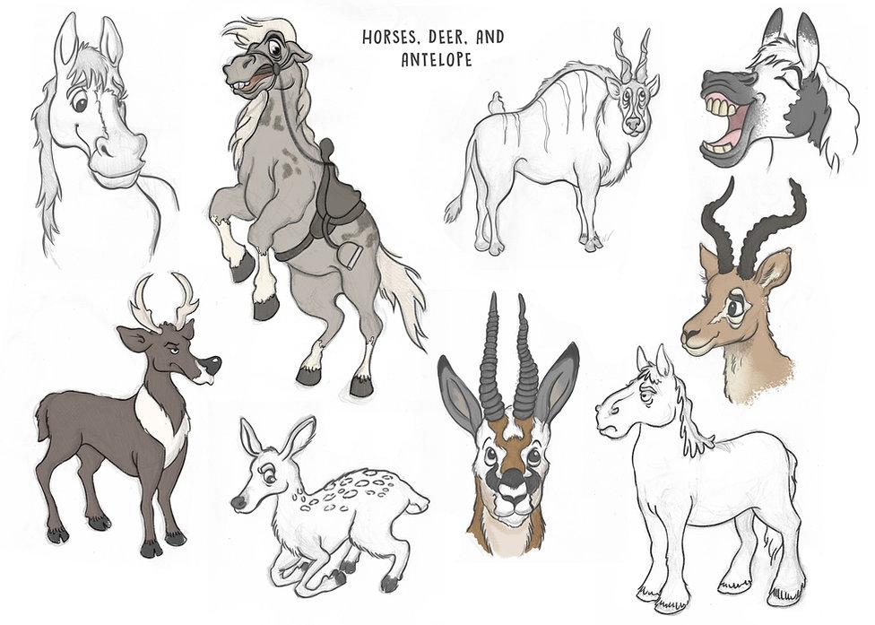 Horses,Deer,Antelope no deer.jpg
