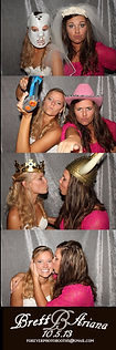 photo booth strip print out