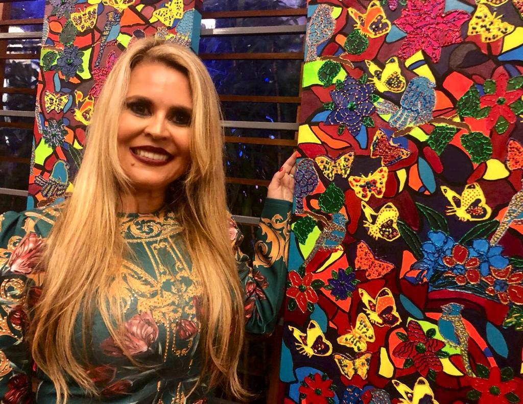 Artist Cristina Pires