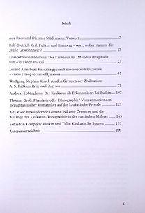 Aleksander Puschkin und der Kaukasus