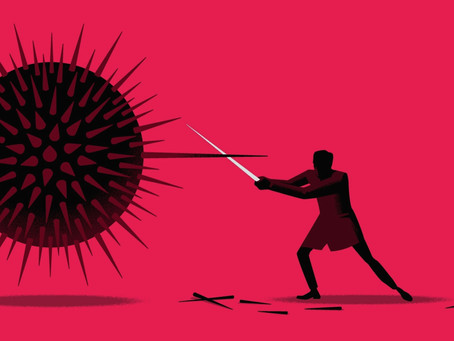 HOW CORONA VIRUS WILL CHANGE THE ONLINE WORLD PERMANENTLY