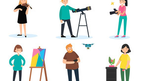 25 HOBBIES TO PURSUE WHILE BEING IN COLLEGE.