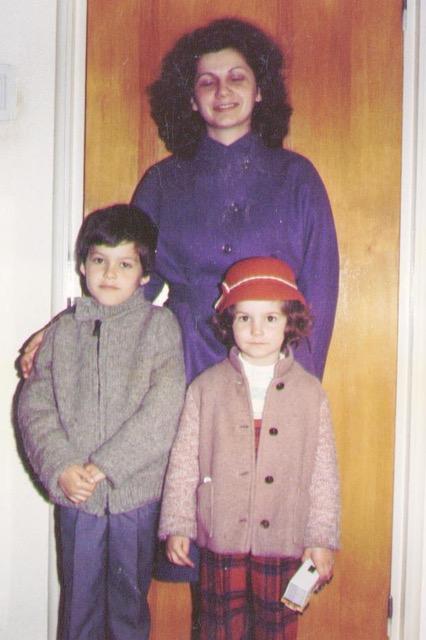 Ana, Andrew & Anca
