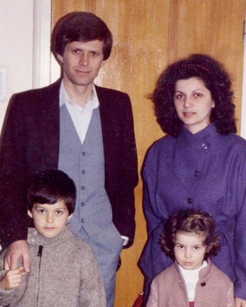 Lucaciu family
