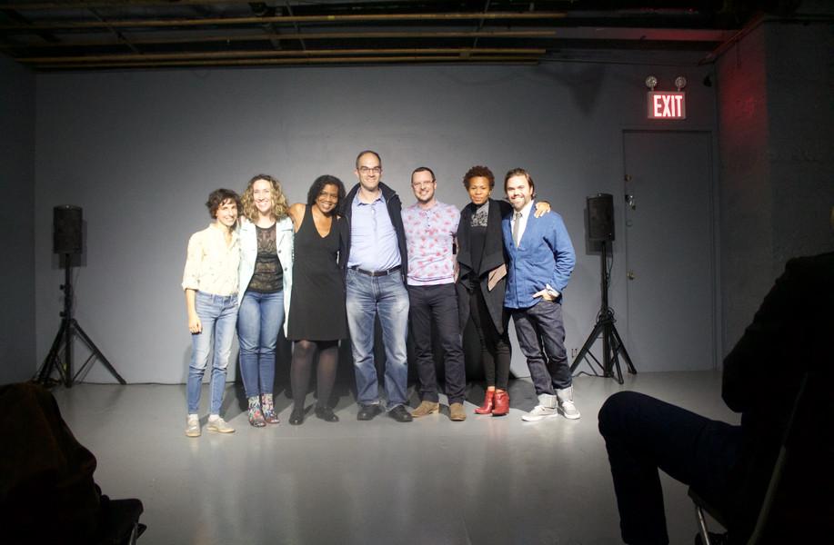 Lineup of 2017 contributors