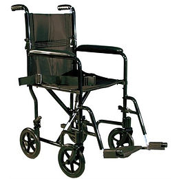 Shopper 8 Wheelchair, Transit Attendant Propelled Code: MFI-69397AUSWHE69397