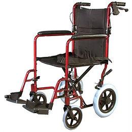 Shopper 12 Wheelchair, Transit Attendant Propelled Code: MFI-70258AUSWHE70258
