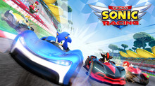 Team Sonic Racing number one worldwide!