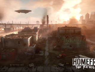 Homefront: Revolution - Sound Design & Narrative Direction