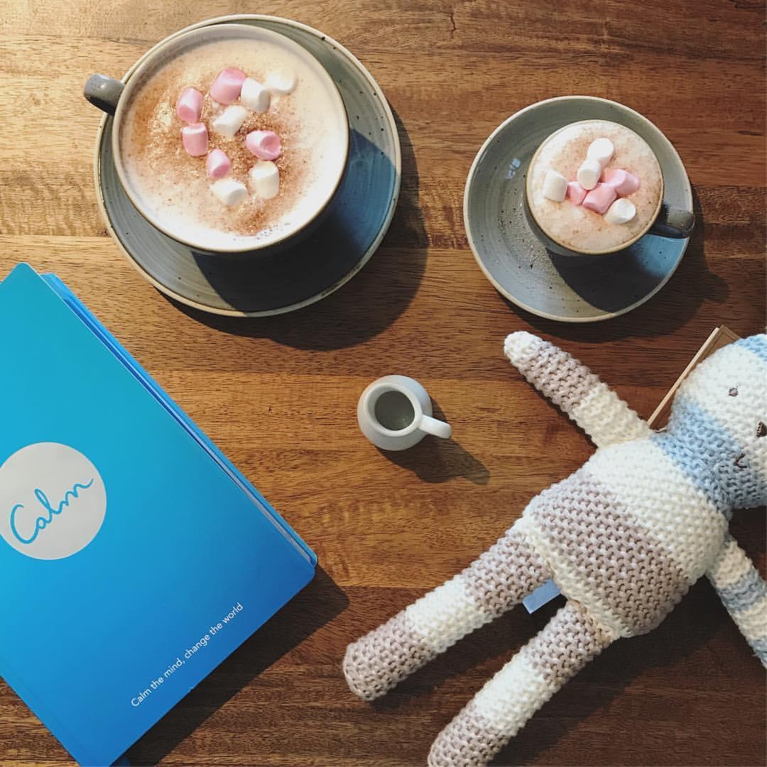 Cappuccino & Babyccino