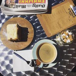 Carrot Cake & Coffee