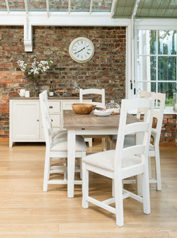 Extending Dining & Chairs