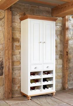 Wine Rack Cupboard