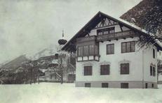 Die Schönherr-Villa in Birkenberg bei Telfs