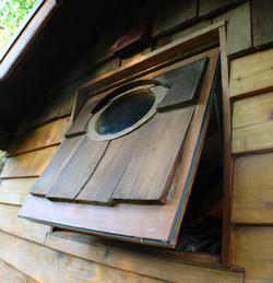 loft window in the Leafspring...