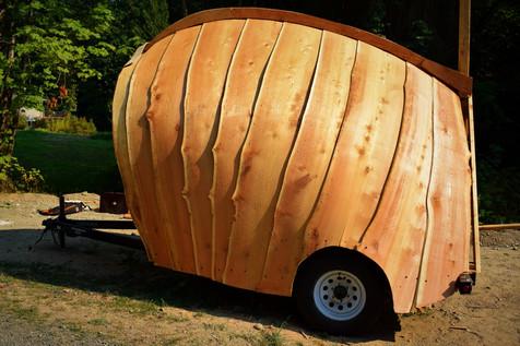 Bending Cedar